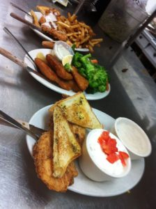 $7.50 Fish and Chips (wednesdays) @ The Brook | Tulsa | Oklahoma | United States