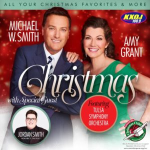 Michael W. Smith & Amy Grant @ BOK Center | Tulsa | Oklahoma | United States