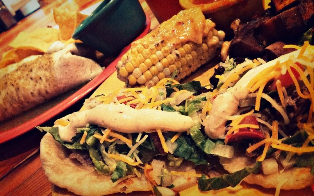 $2 Elote's Signature Puffy Tacos (Wednesdays)