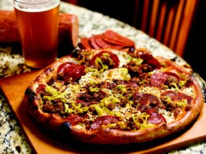 25$ Pizza & House Wine (4-6:30pm everyday) @ Upper Crust Wood Fired Pizza | Tulsa | Oklahoma | United States